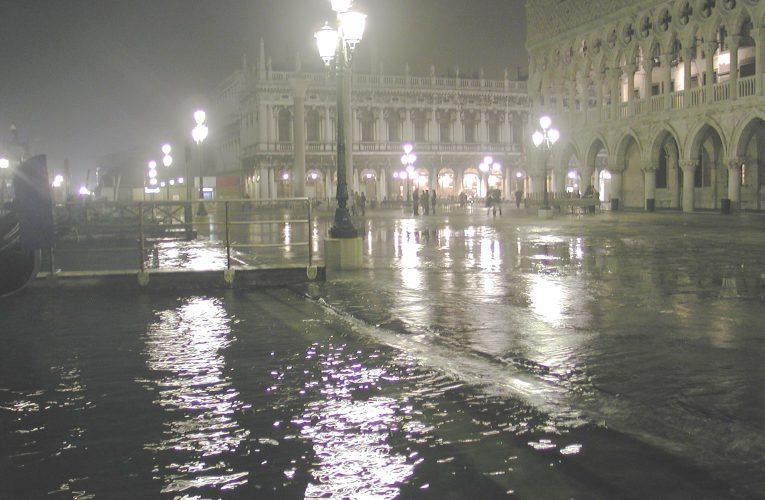 Venecia más inundada que nunca