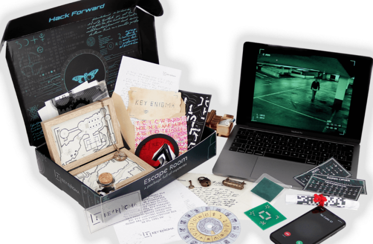 The interview: Key Enigma – The creators of the most expected Kickstarter project  made in Spain.